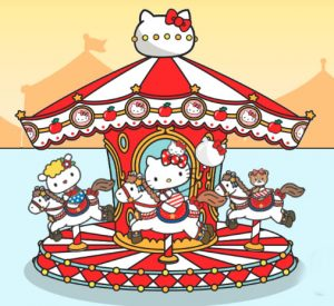 hello-kitty-go-around