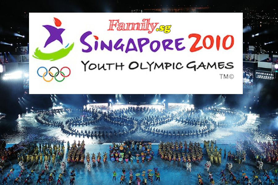 Singapore Youth Olympic Games & Venues