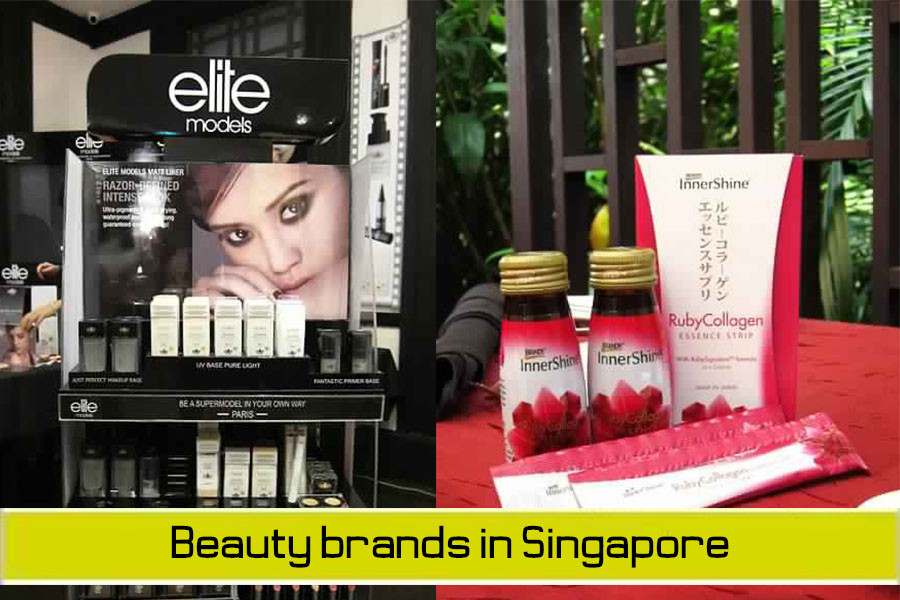 Top Beauty Brands in Singapore