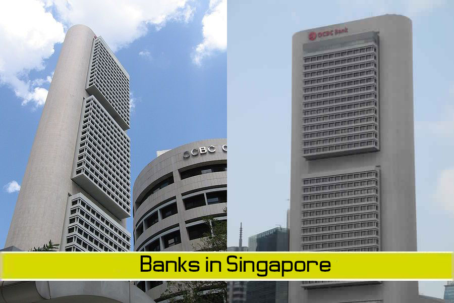 All E-Banking Sites in Singapore
