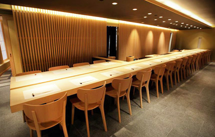 Restaurant Group Seating
